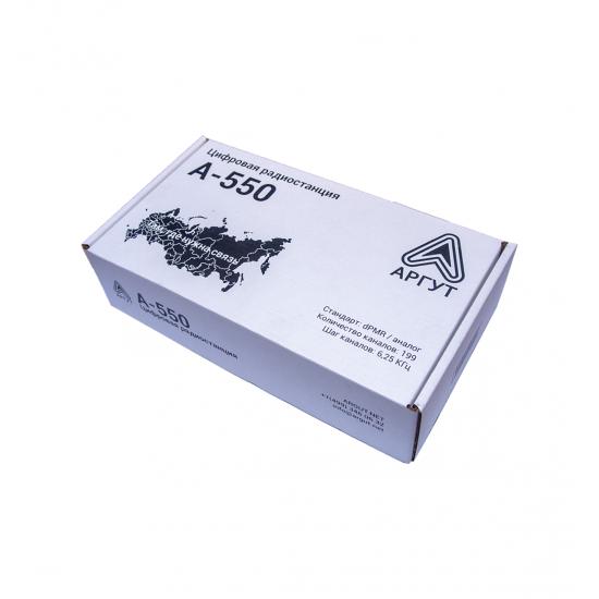 Автомобильная радиостанция Аргут А-550