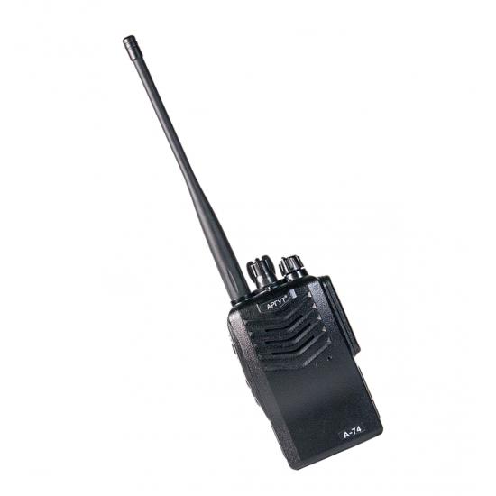 Цифровая радиостанция Аргут А-74 dPMR VHF