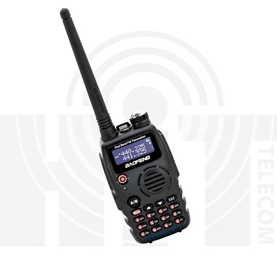 Портативная двухдиапазонная радиостанция Baofeng A-52