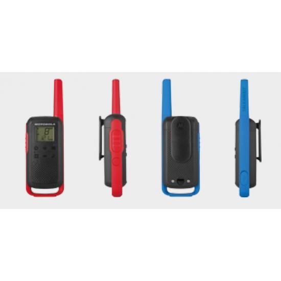 Портативная радиостанция Motorola Talkabout T62 RED