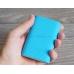 Чехол силиконовый для Xiaomi Power Bank 10000 mAh Blue