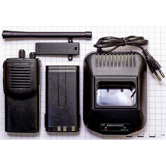 Портативная радиостанция Kenwood TK-2107