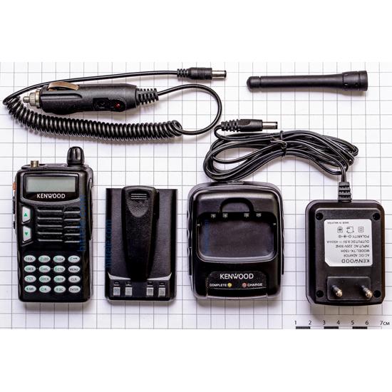 Портативная радиостанция Kenwood TK-450S