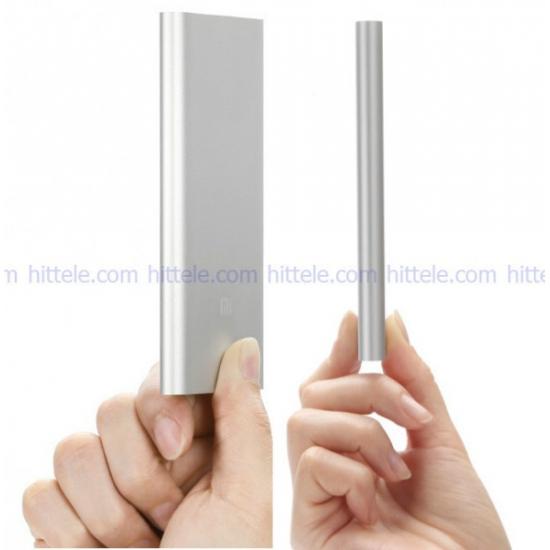 Внешний аккумулятор Xiaomi Power Bank 5000 mAh Silver