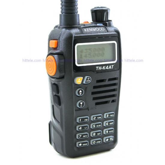 Портативная двухдиапазонная радиостанция Kenwod TH-K4AT Dual Band
