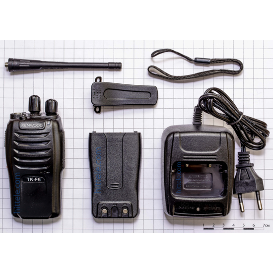 Портативная радиостанция Kenwood TK-F6 UHF
