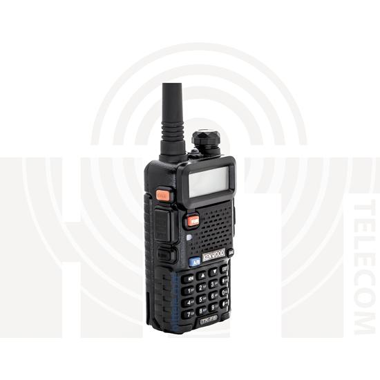 Портативная двухдиапазонная радиостанция Kenwood TK-F8 Dual Band c акб повышенной ёмкости