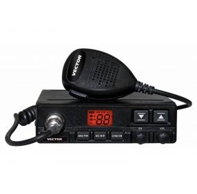 Автомобильная радиостанция Vector VT-27 Radius Turbo