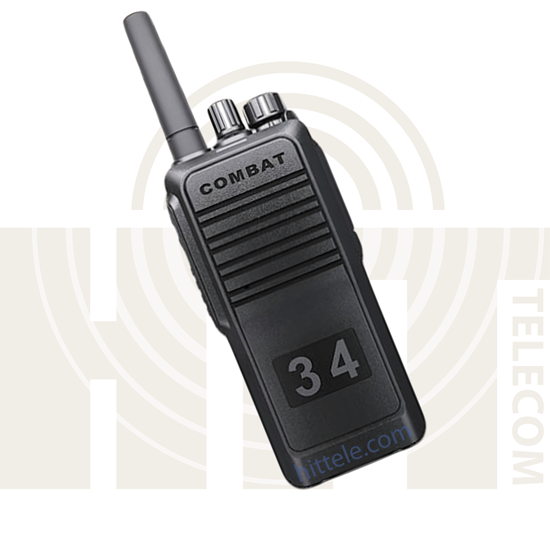 Портативная радиостанция КОМБАТ T-34 Милитари Эко