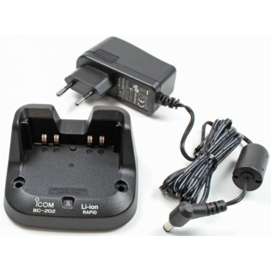 Быстрое зарядное устройство Icom BC-202 с адаптером