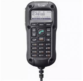 Микрофон командный с дисплеем и клавиатурой Icom HM-192