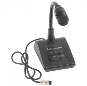 Головной телефон для переносных приемников с акустическим звуководом Icom SM-50