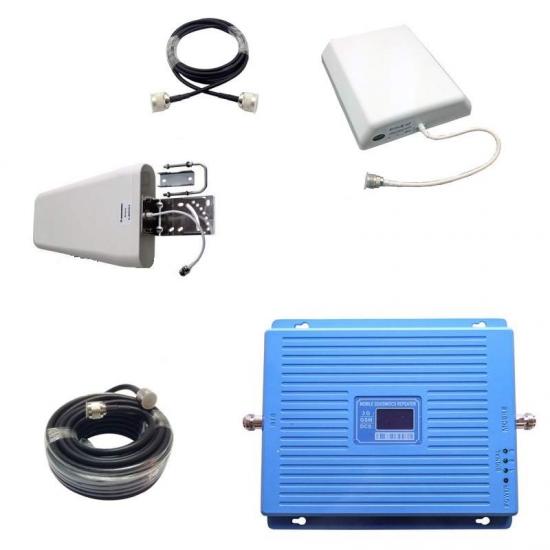 Готовый комплект GSM1800/3G/4G сигнала RF-1800/3G/4G с дисплеем