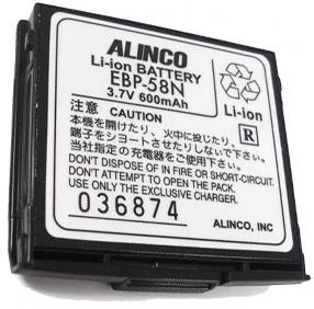 Li-Ion аккумулятор Alinco EBP-58N