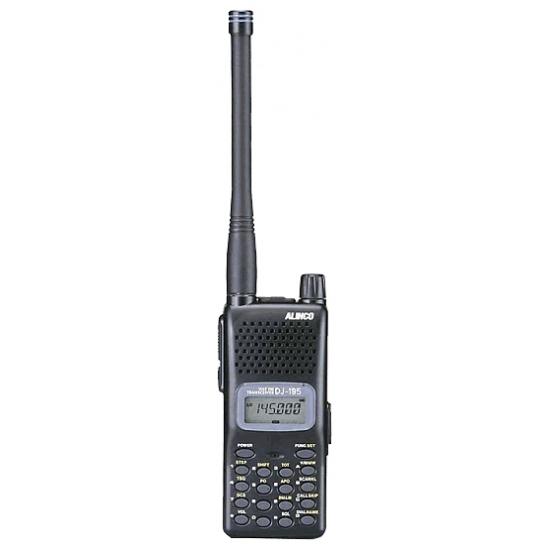 Портативная радиостанция Alinco DJ-195 (EBP-48N+EDC-94)