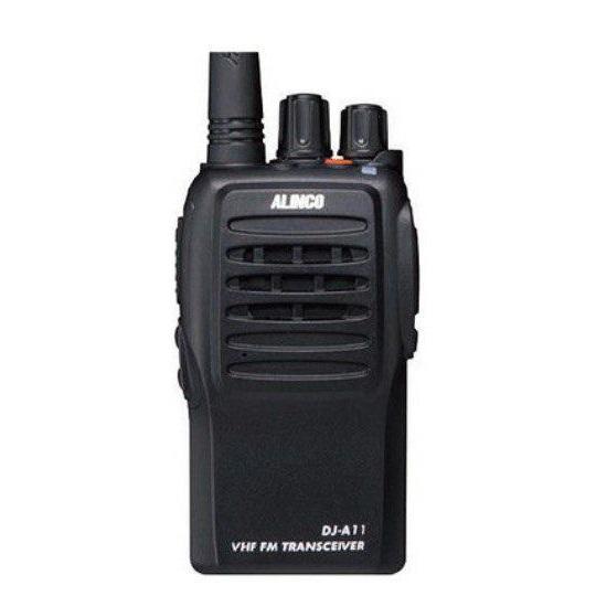 Портативная радиостанция Alinco DJ-A11