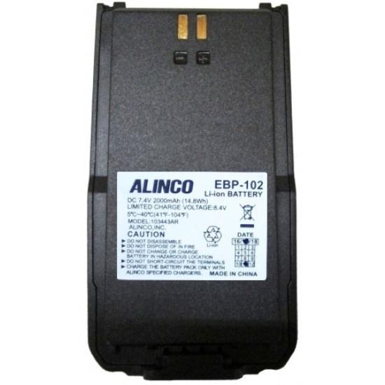 Li-Ion аккумулятор ALINCO EBP-102