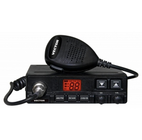 Автомобильная радиостанция Vector VT-27 Radius