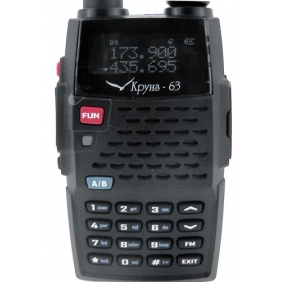 Портативная радиостанция КРУИЗ-63
