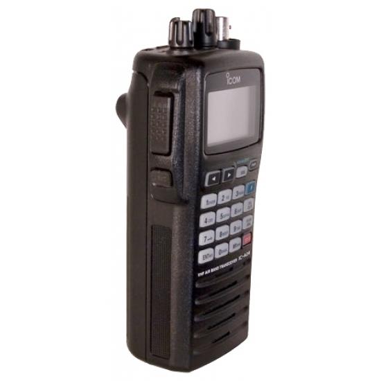 Авиационная портативная радиостанция Icom IC-A24