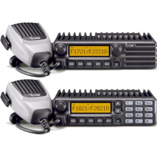 Автомобильная радиостанция Icom IC-F2721D