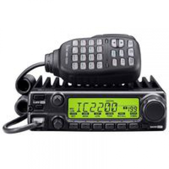 Автомобильная радиостанция Icom IC-2200H