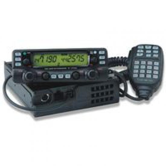 Автомобильная радиостанция Icom IC-2720H