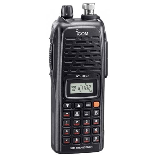 Портативная радиостанция Icom IC-U82