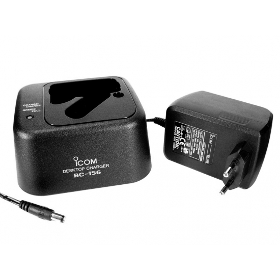 Быстрое зарядное устройство icom BC-156 для IC-R20