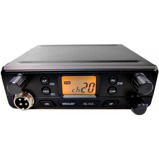 Автомобильная радиостанция MegaJet MJ-350 Turbo
