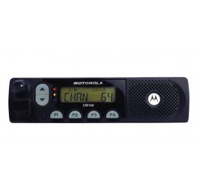 Автомобильная радиостанция Motorola CM160 UHF
