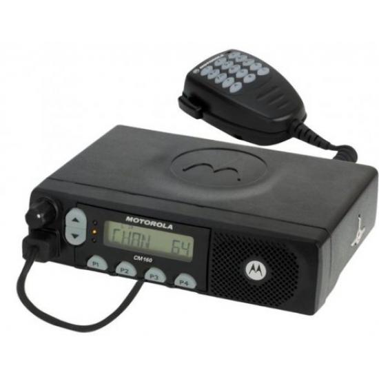 Автомобильная радиостанция Motorola CM360 UHF