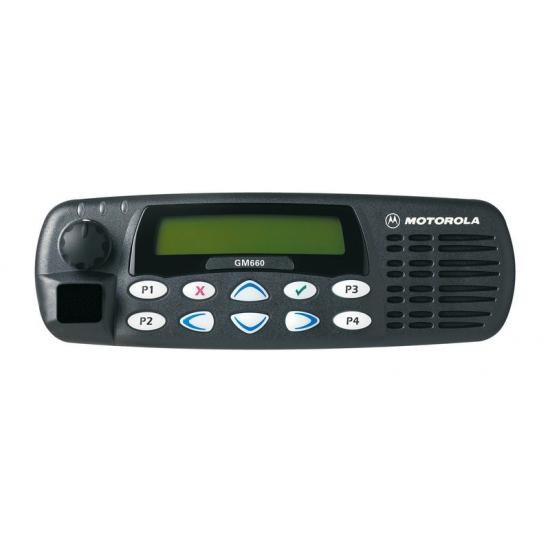Автомобильная радиостанция Motorola GM660 VHF