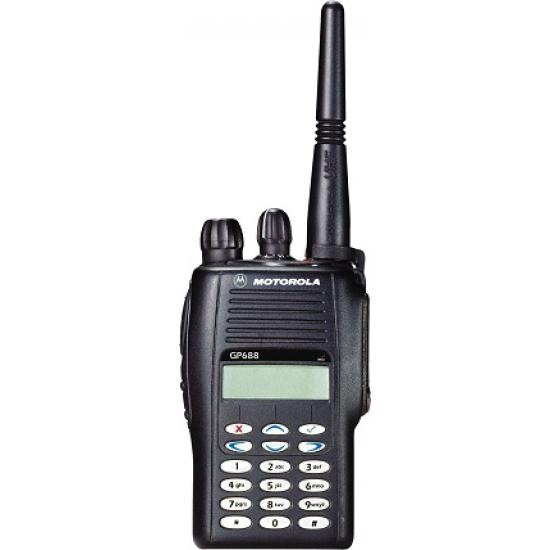 Портативная радиостанция Motorola GP688 UHF