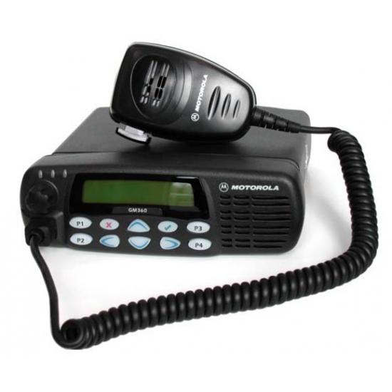 Автомобильная радиостанция Motorola GM360 UHF