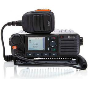 Автомобильная цифровая радиостанция Hytera MD785G (H) DMR 50 Вт (с GPS)