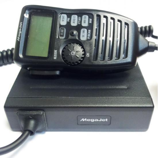 Автомобильная радиостанция MegaJet MJ-555K