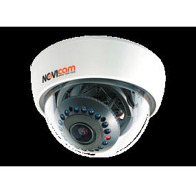 Камера видеонаблюдения AHD купольная NOVIcam AC17 внутренняя