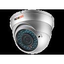 Камера видеонаблюдения AHD купольная NOVIcam AC18W уличная