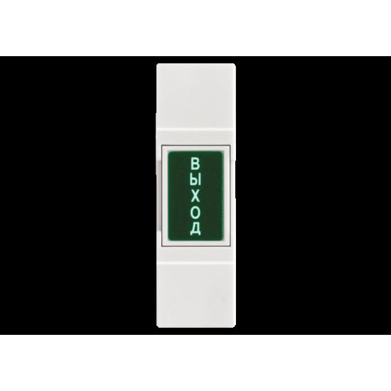 Кнопка механическая NOVIcam B10 накладная