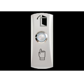Кнопка механическая с подсветкой NOVIcam B41L накладная