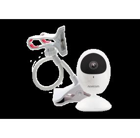 Камера видеонаблюдения IP с кронштейном NOVIcam EVA внутренняя