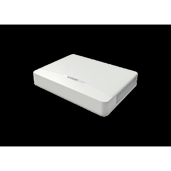 Видеорегистратор IP и 5 в 1 NOVIcam FR1116L PRO 16 канальный