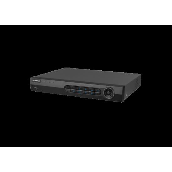 Видеорегистратор IP и 5 в 1 NOVIcam FR1208 PRO 8 канальный