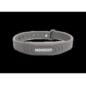 Идентификатор NOVIcam MB11 Silver - браслет Mifare с застёжкой