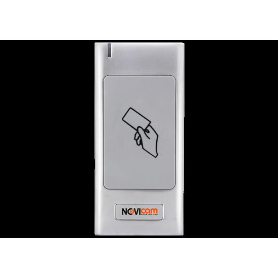 Считыватель идентификатора антивандальный NOVIcam MR22W уличный