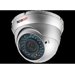 Камера видеонаблюдения IP купольная NOVIcam N38LW уличная