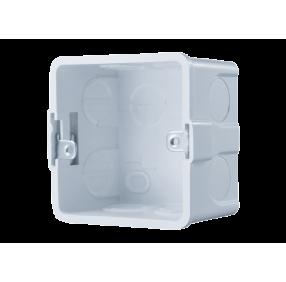 Монтажная коробка для видеодомофонов и IP вызывных панелей NOVIcam NDBOX PRO