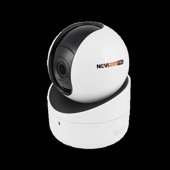 Камера видеонаблюдения IP купольная поворотная NOVIcam NP200F PRO внутренняя