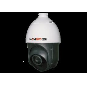 Камера видеонаблюдения IP купольная поворотная NOVIcam NP415P PRO уличная